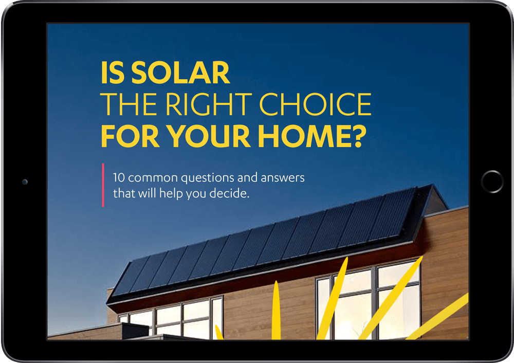Is solar the right choice for your home