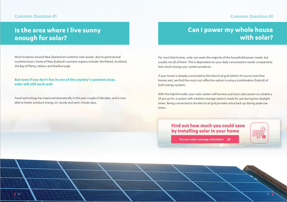 Is solar the right choice for your home?