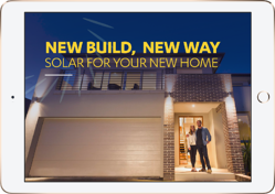 New build, New way - Solar for your new home