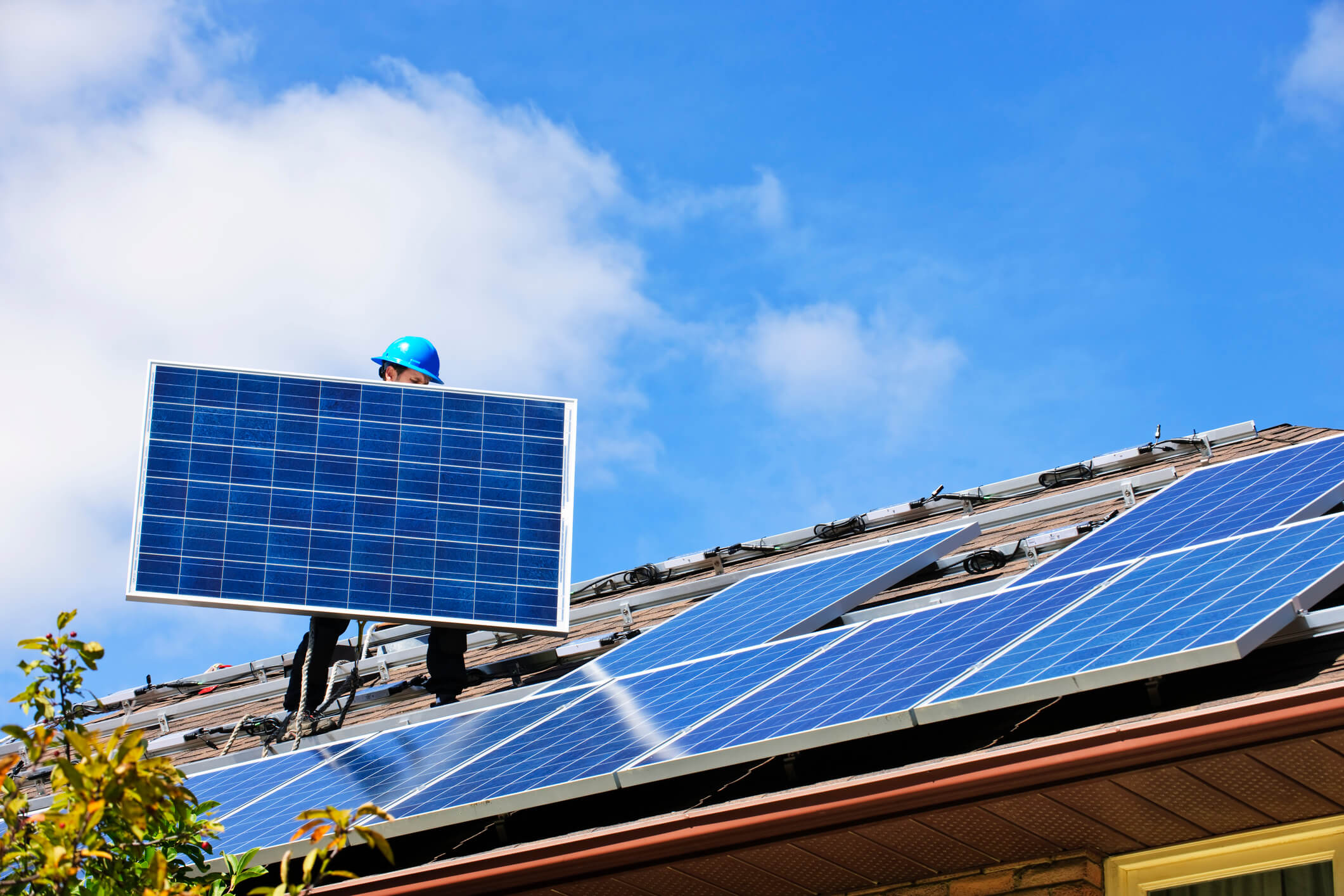 What's involved in installing solar?