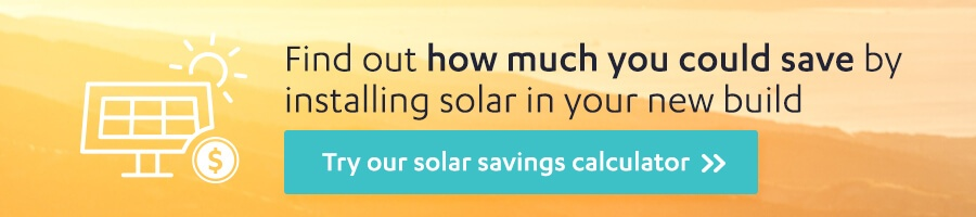 Free solar savings calculator