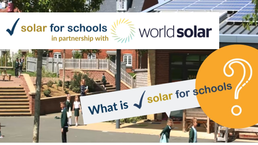 FREE Solar Panels & Climate Change Education for Schools