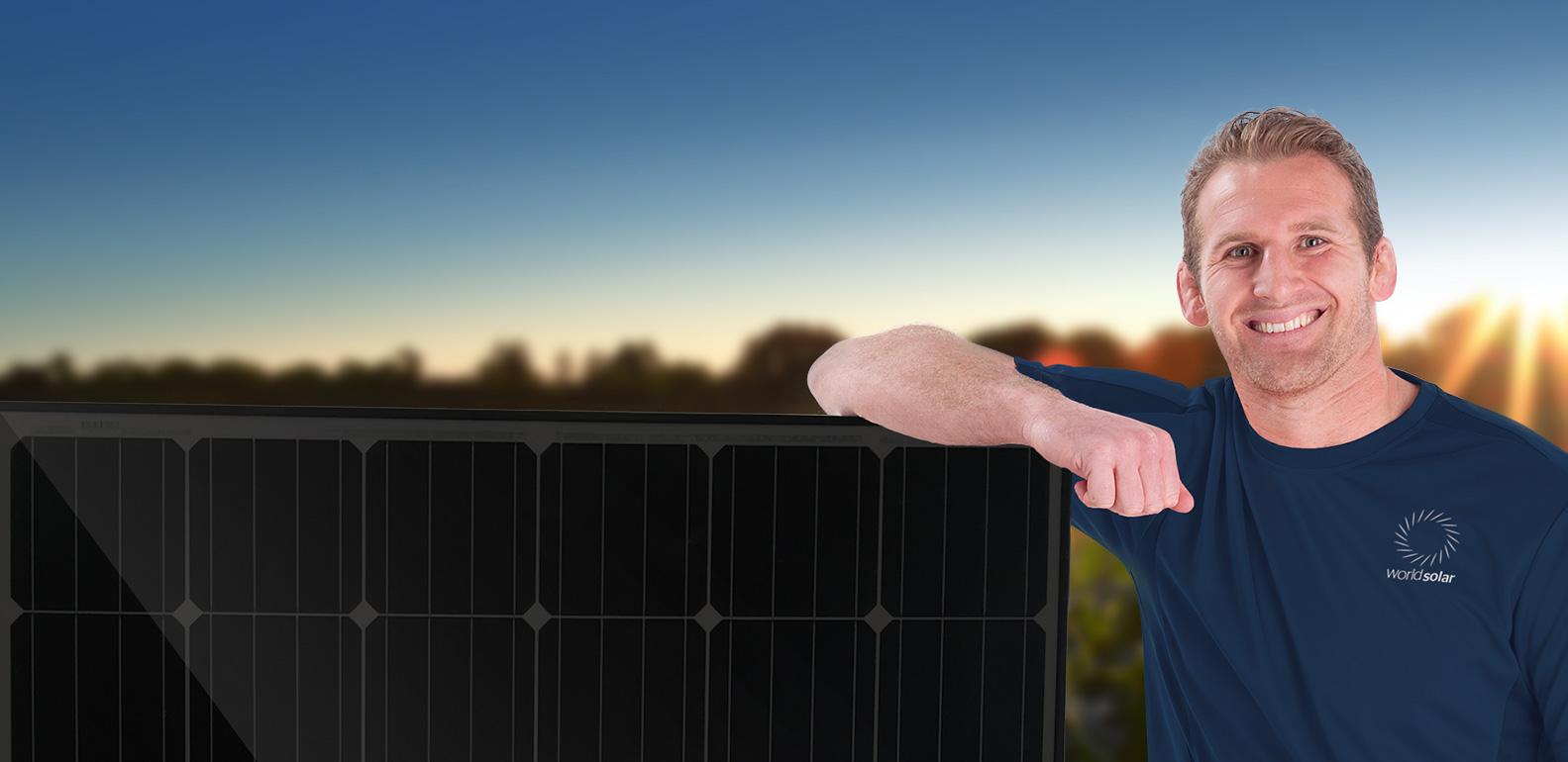 Why Choose World Solar?