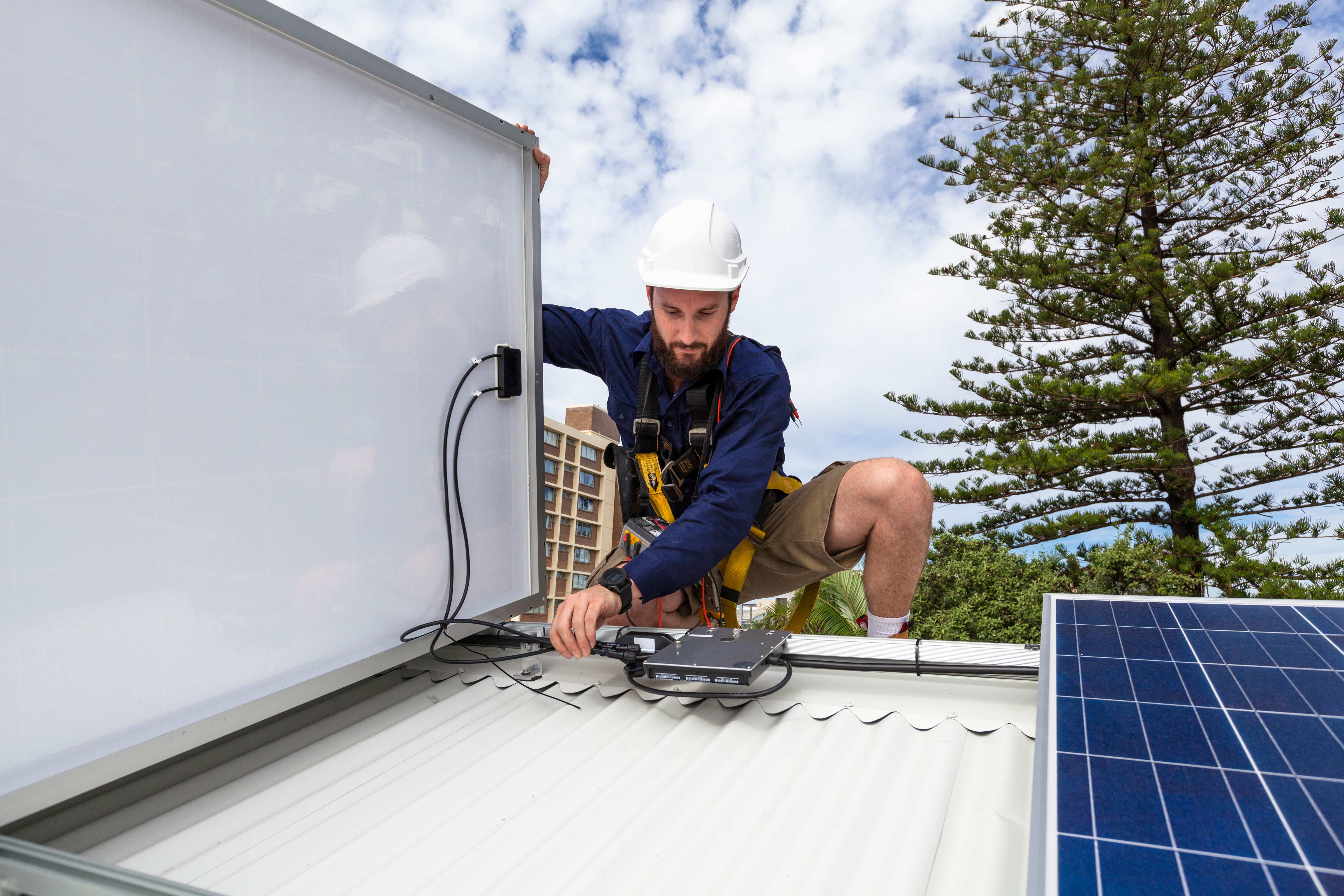 3 key considerations when using solar for new builds